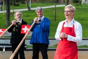 Švýcarsko jako na dlani 17.4.2015