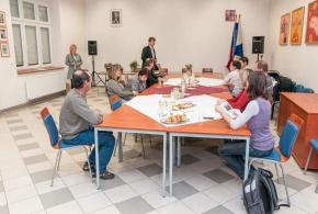 Setkání s vítězi soutěže Rozkvetlá Libuš a Písnice 16.11.2015