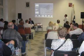 Veřejné projednání bytový dům Zbudovská - Novodvorská 8.6.2015