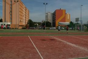 Fotbalový turnaj 4 škol, hřiště Klokotská, 10.6.2014