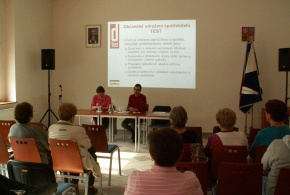 Setkání předváděcí prodej dTest 24.9.2013