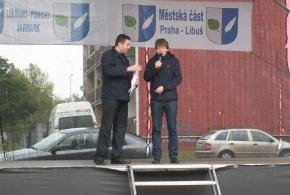 Libušsko-písnický jarmark 17.5.2014