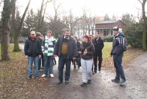 Výlet Žákovského zastupitelstva Praha-Libuš do Litoměřic 10. 12. 2013