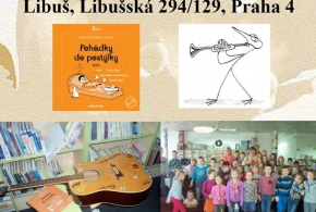 Autorské čtení pro děti v Libušské sokolovně