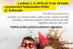 Mezinárodní den dětí v roce 2019