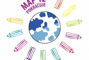 logo map pokračuje