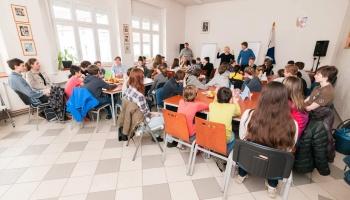 Studentské fórum 11. dubna 2016